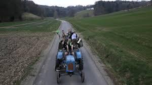 """Traktor der """"Die Draufgänger"""" aus Ihrem Vorstellungsvideo: https://www.youtube.com/watch?v=2g1XqcWnx1A"""