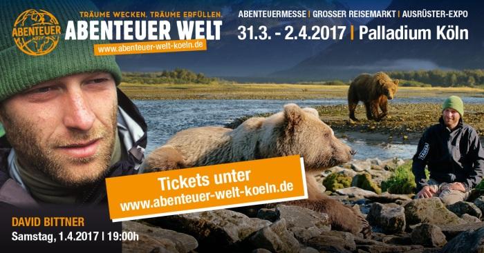 Abenteuer Welt Köln 2017