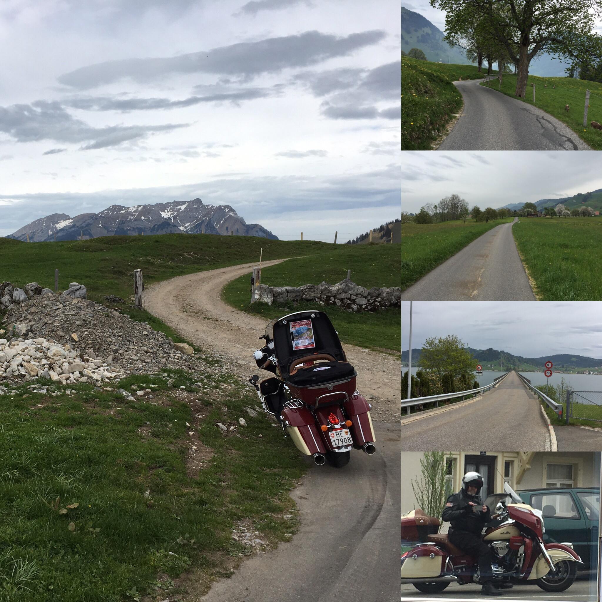 Quer durch die Schweiz, Richtung Zöblen im Tannheimertal