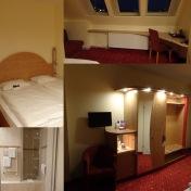 Mercure Hotel Berlin Mitte: Zimmer