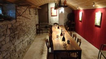 Wine cellar Rüedi Ferien