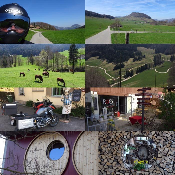 Reise zum Hotel Rüedi - fasstastische Ferien - in Trasadingen