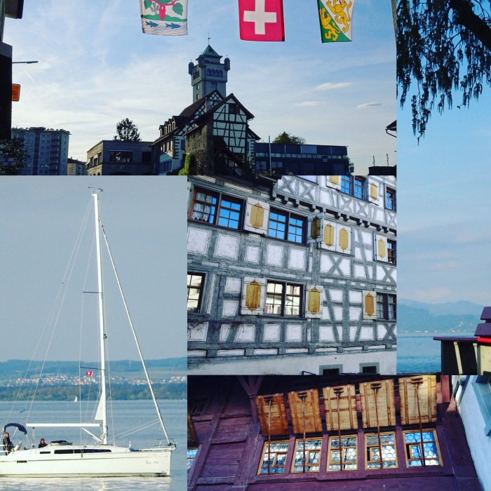Arbon is a nice little town at the lake of constance (Bodensee) with old nice buildings! Pictures you find here too: https://www.instagram.com/swizzlybiker/